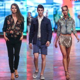REPLAY: Εσείς είδατε το εντυπωσιακό fashion show του brand στο Madwalk;