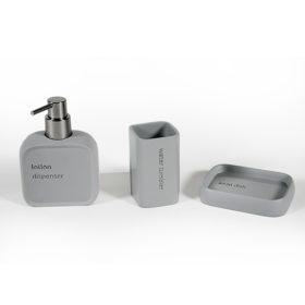 Τα bath accessories της NEF- NEF είναι μοναδικά