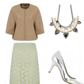 Working Girl: Ένα ιδανικό σύνολο για το γραφείο, με ρούχα Marks & Spencer