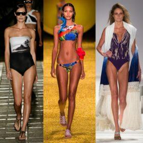 #InStyleSwimwear: Δείτε τις νέες τάσεις στα μαγιό για φέτος