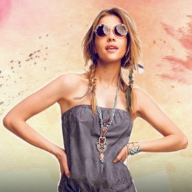 Summer festival: Φορέστε τα ωραιότερα outfits για το συναυλιακό καλοκαίρι που ξεκινά