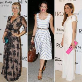 Mi-Ro: Δείτε τι φόρεσαν οι celebrities που βρέθηκαν στο fashion show