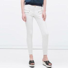 All white! Αυτό είναι το παντελόνι που θα σας συντροφεύσει το καλοκαίρι