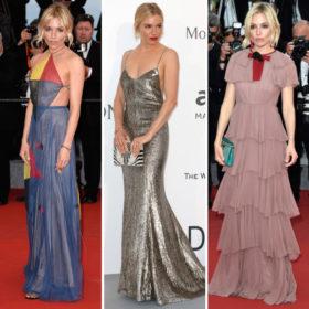 Sienna Miller: Ξεχωρίσαμε τις καλύτερες εμφανίσεις της στις Κάννες 2015