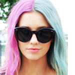 split hairmallia pastel