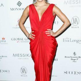 Η Eva Longoria με Monsoori