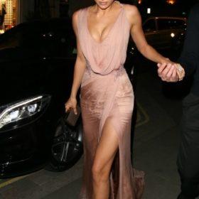 Η Irina Shayk με Versace
