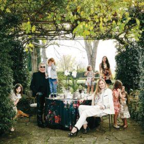 Όλες οι φωτογραφίες από το υπέροχο σπίτι του Roberto Cavalli στην Φλωρεντία