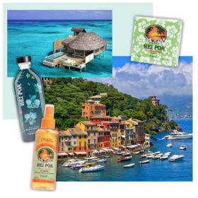 Πείτε μας πού θα πάτε διακοπές, να σας πούμε ποιο Hei Poa να πάρετε μαζί σας