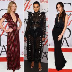 2015 CFDA Fashion Awards: Δείτε τις εμφανίσεις από το κόκκινο χαλί της διοργάνωσης