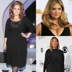 Δέκα πολύ όμορφες γυναίκες της showbiz που έχουν κάποια κιλάκια παραπάνω