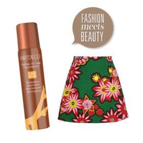 Fashion meets beauty: Συνδυάσαμε τις ωραιότερες μίνι φούστες με μεικάπ ποδιών