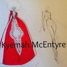 Viral: Δε θα πιστέψετε ότι αυτό το φόρεμα σχεδιάστηκε από μία 18χρονη μαθήτρια