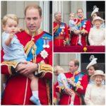 Queen Elizabeth's 89th birthday, prince george, prince william, kate middleton, vassilisa elisavet,