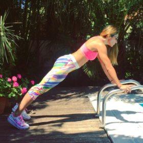 Θέλετε τέλεια οπίσθια; Η Ελένη Πετρουλάκη σας δείχνει την πιο απλή άσκηση