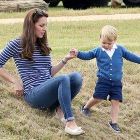 Βρήκαμε το ριγέ μπλουζάκι της Kate Middleton που κρύβει τις ατέλειες στην κοιλιά