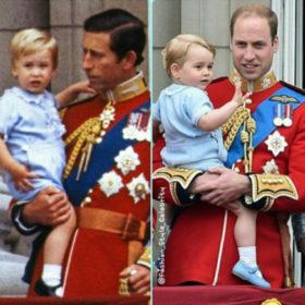 Βρήκαμε το ρούχο της βασιλικής οικογένειας που περνάει από γενιά σε γενιά