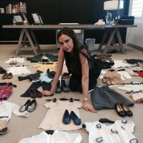 Η Harper Beckham πούλησε τα ρούχα της για φιλανθρωπικό σκοπό