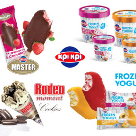 Αναζητάτε απόλαυση χωρίς ενοχές; Δοκιμάστε το νέο frozen yogurt της Κρι Κρι