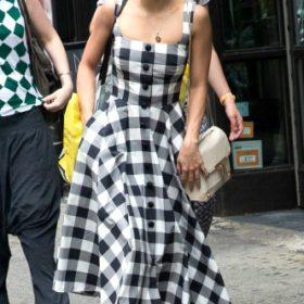 Η Vanessa Hudgens με Dolce & Gabbana