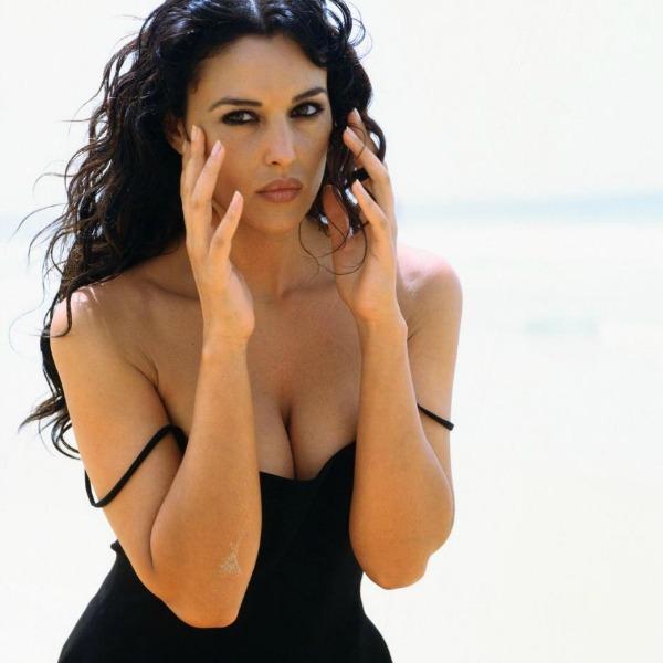 Monica Bellucci, homepage image, 600*600