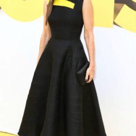 Η Sandra Bullock με Roksanda