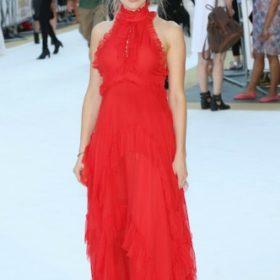 Η Amber Heard με Emilio Pucci