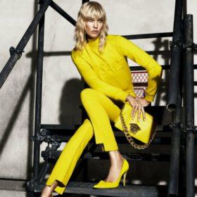 O Versace έχει την ωραιότερη καμπάνια για τον ερχόμενο χειμώνα