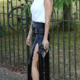 Η Kate Hudson με Louis Vuitton