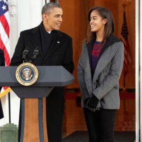 Διαβάστε σε ποια τηλεοπτικη σειρά κάνει την πρακτική της η 17χρονη κόρη του Barack Obama