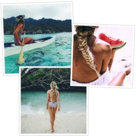 Beach hair, don't care: Τα ωραιότερα χτενίσματα που θα κάνετε στην παραλία