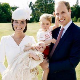 Βάφτιση πριγκίπισσας Charlotte: Oι πρώτες επίσημες φωτογραφίες από το παλάτι του Kensington