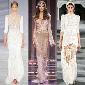 Paris Haute Couture Fashion Week: 15 bridal looks Υψηλής Ραπτικής που λατρέψαμε