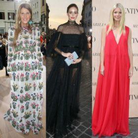 Alta Moda Roma: Δείτε τις υπέροχες εμφανίσεις των celebrities στο show του Valentino