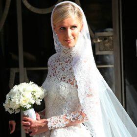 Nicky Hilton: Όλες οι λεπτομέρειες για το νυφικό υπερπαραγωγή που φόρεσε στον γάμο της