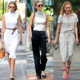 Working girl: 10 ιδέες για ντύσιμο στο γραφείο εμπνευσμένες από τις celebrities