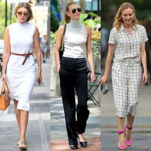 Working girl  10 ιδέες για ντύσιμο στο γραφείο εμπνευσμένες από τις  celebrities 2af4b62d3d2