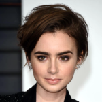 lily collins pixie homepage