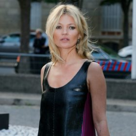 Τέλος εποχής για την Kate Moss