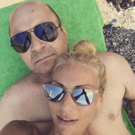 Μάρκος Σεφερλής-Έλενα Τσαβαλιά: Πολύ ευχάριστα νέα στην οικογένεια