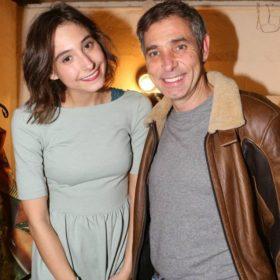 Θοδωρής Αθερίδης: Για πρώτη φορά στη σκηνή μαζί με την κόρη του!