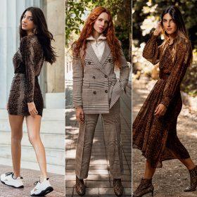 Οι φθινοπωρινές τάσεις της μόδας μέσα από τη νέα συλλογή της H&M
