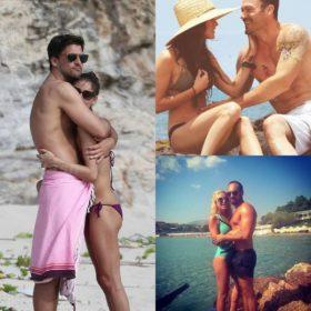 Ραντεβού στην παραλία: Τα πιο ερωτευμένα ζευγάρια που είδαμε να περπατούν στην άμμο φέτος