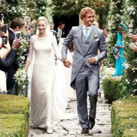 Αυτός είναι ο πιο παραμυθένιος γάμος που έχουμε δει τα τελευταία χρόνια