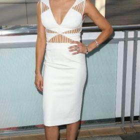 H Jenna Dewan Tatum με Cushnie et Ochs