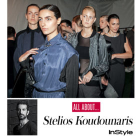 Stelios Koudounaris: Ο αγαπημένος σχεδιαστήςτων celebrities μιλάει για ταρούχα που υπογράφει