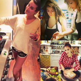 Οι stars στην κουζίνα: Αυτές είναι οι επώνυμες που λατρεύουν την μαγειρική