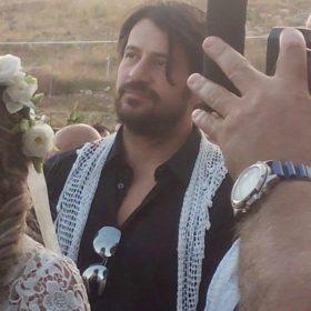 Πάντα άξιος! Ο Αλέξης Γεωργούλης κουμπάρος σε γάμο στην Κρήτη-Ποιον γνωστό σεφ πάντρεψε;