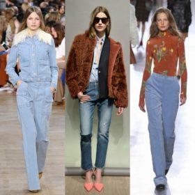 Ποια jeans θα είναι in και ποια out για την ερχόμενη σεζόν;