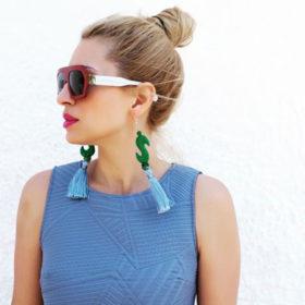 Η Μαρία Ηλιάκη φόρεσε τα πιο ΤΕΛΕΙΑ φθινοπωρινά χρώματα σε ένα φόρεμα που δεν κοστίζει πολύ